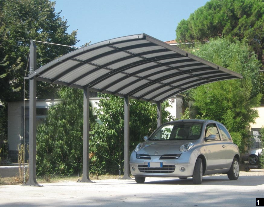 Carport Aia  Copertura per auto a Modena e Bologna  Arredo e Arredi