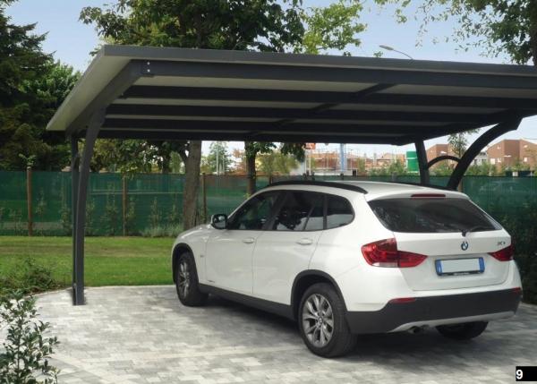 Carport Autocover