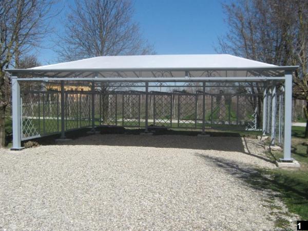 Carport Garden Park