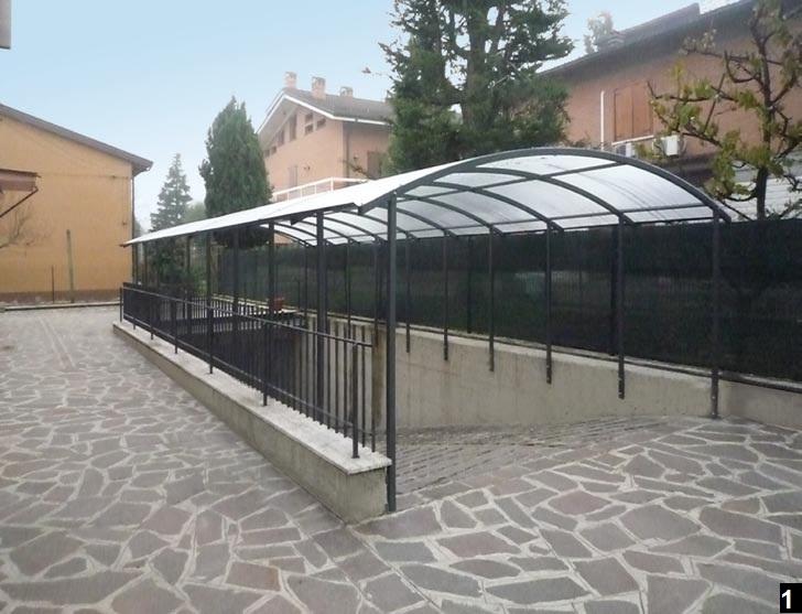Coperture per garage auto a Modena e Bologna  Arredo e Arredi